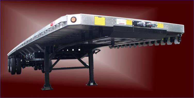 Transporter Combo Flat Deck Trailer
